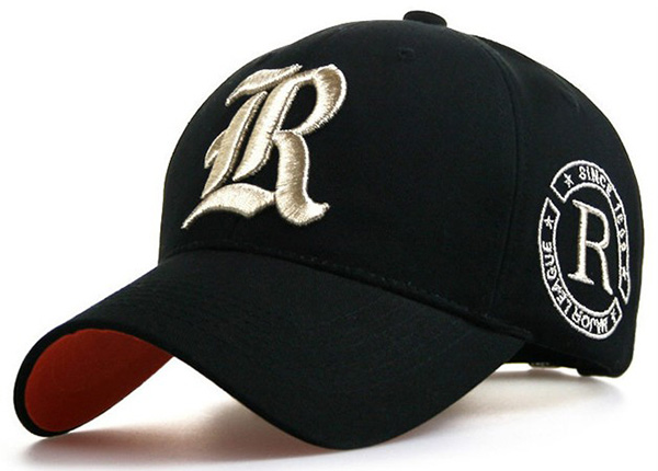 BC--03 new cotton custom design man baseball cap